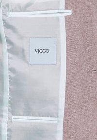 Viggo - PRIZE SUIT - Suit - stone - 8