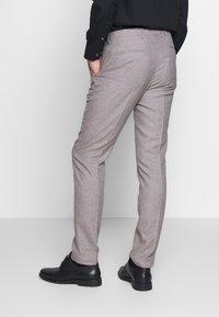 Viggo - PRIZE SUIT - Suit - stone - 5