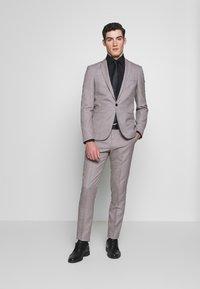 Viggo - PRIZE SUIT - Suit - stone - 1