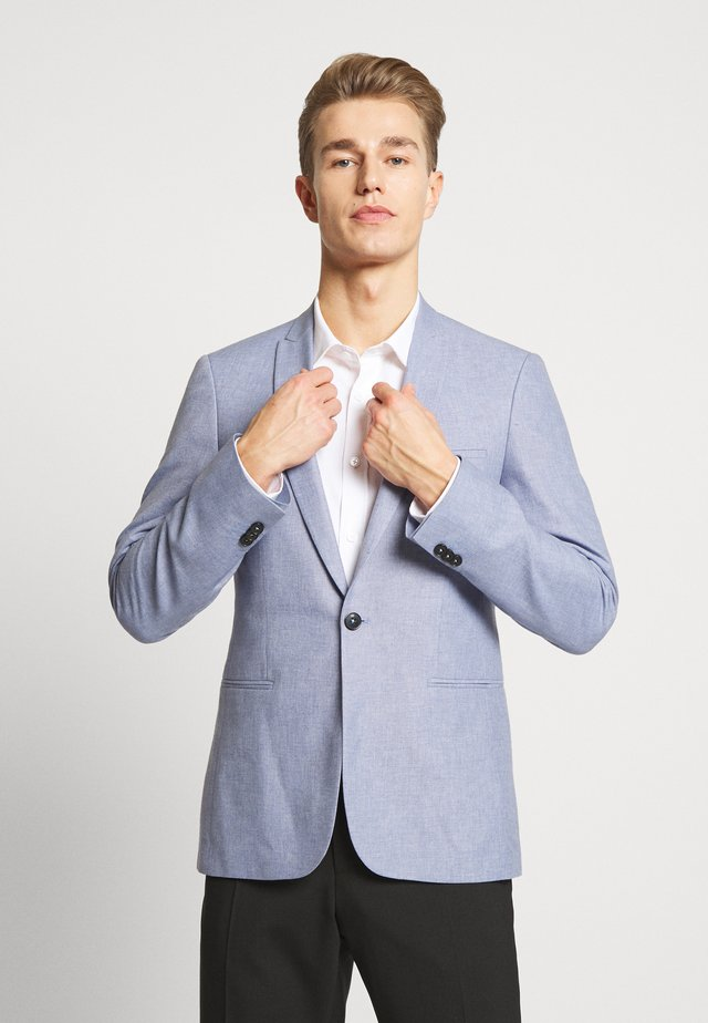 AREDAL BLAZER - Sako - light blue