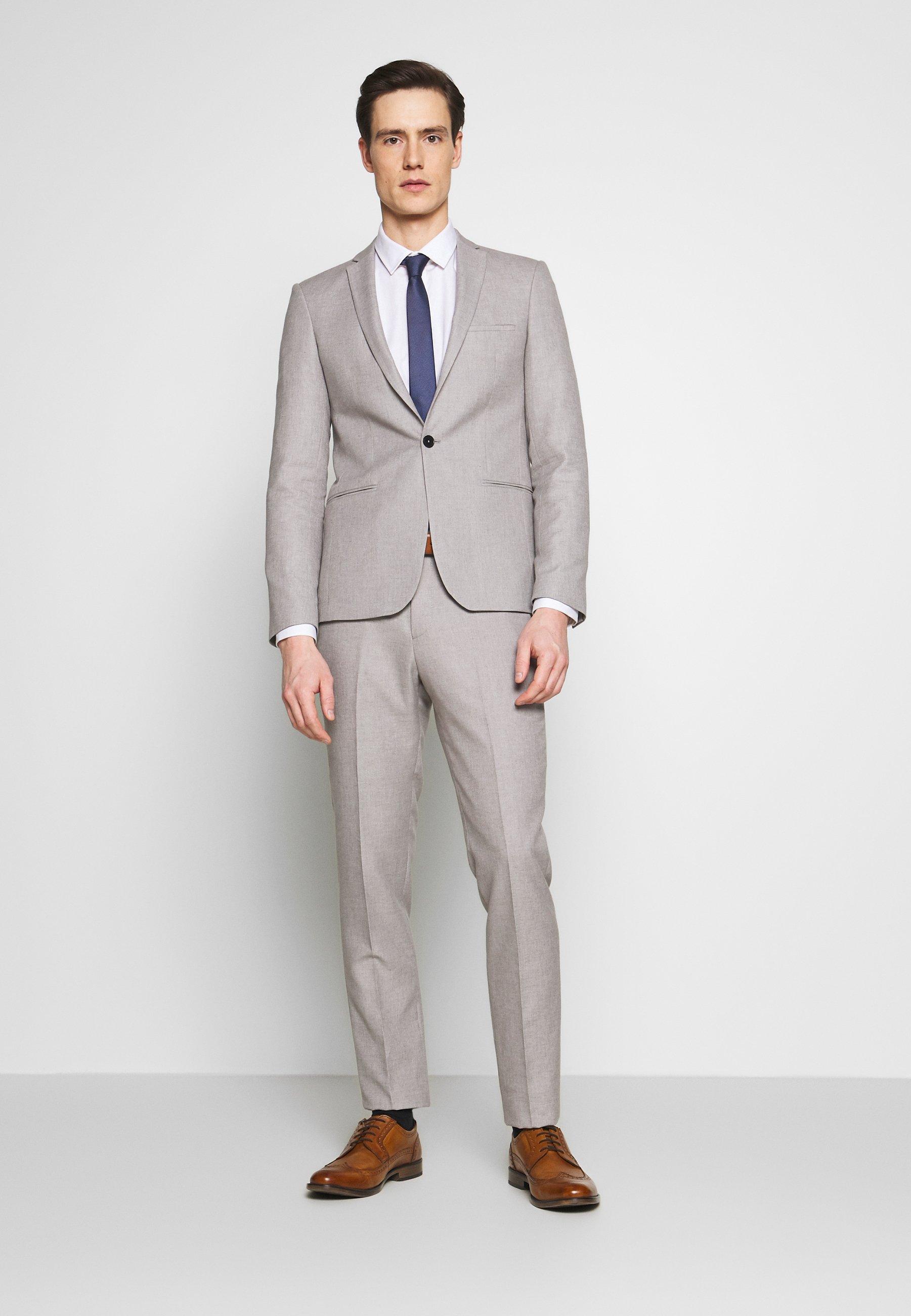 Viggo Prize Suit - Kostym Grey