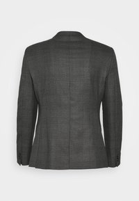 Viggo - CHECK - SLIM FIT SUIT - Completo - charcoal - 2