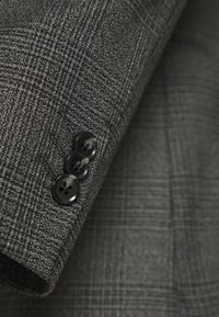 Viggo - CHECK - SLIM FIT SUIT - Completo - charcoal - 5