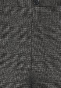Viggo - CHECK - SLIM FIT SUIT - Completo - charcoal - 6