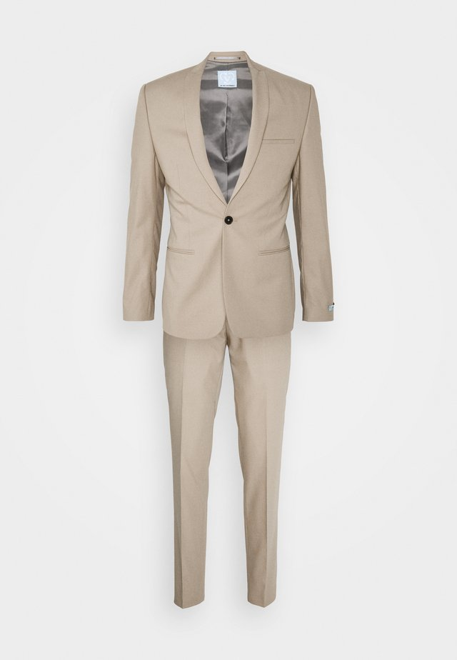 GOTHENBURG SUIT - Kostuum - camel