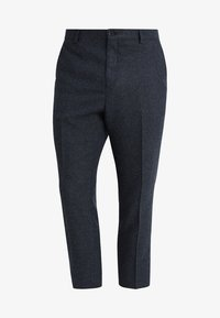 Viggo - NURNBERG TROUSER SLIM FIT - Pantalon classique - navy - 4