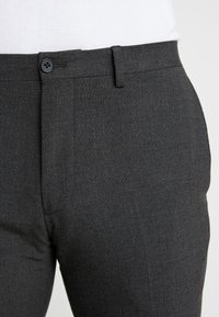 Viggo - SUNNY - Suit trousers - charcoal - 5