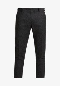 Viggo - ALTA TAPERED - Spodnie materiałowe - charcoal - 3