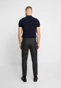 Viggo - ALTA TAPERED - Spodnie materiałowe - charcoal - 2