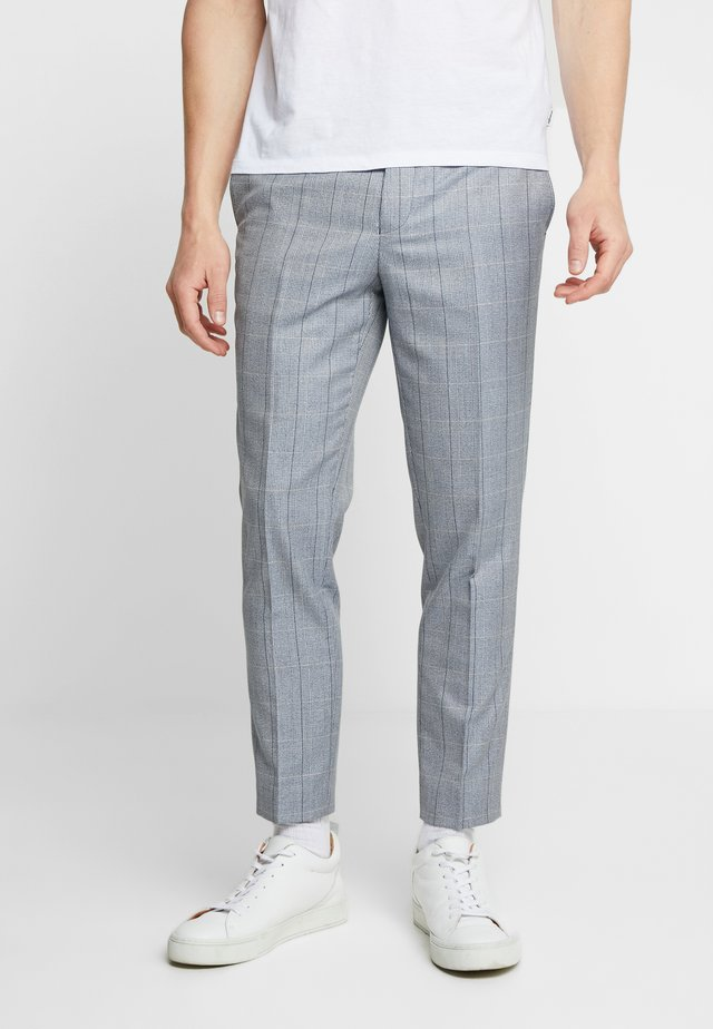 STRYN TAPERED  - Trousers - blue