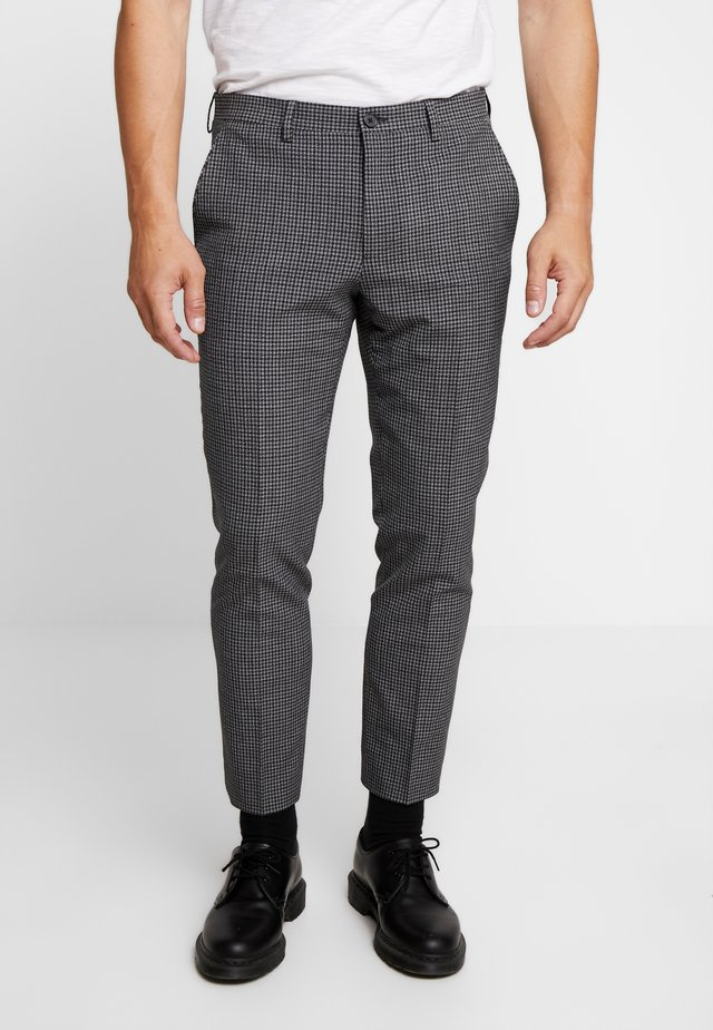 MOSKENES - Trousers - charcoal