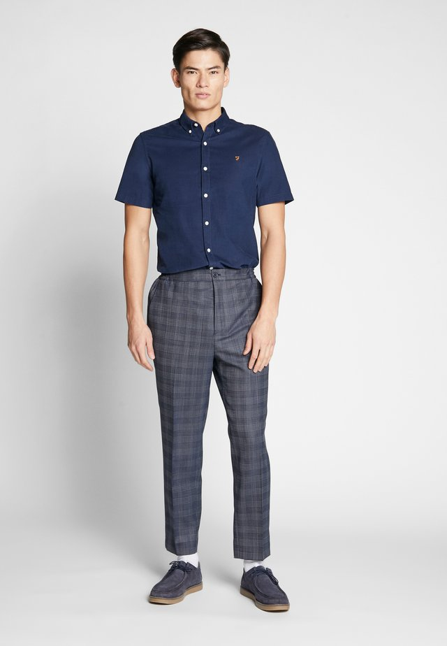 TILLFORD TROUSER - Trousers - navy