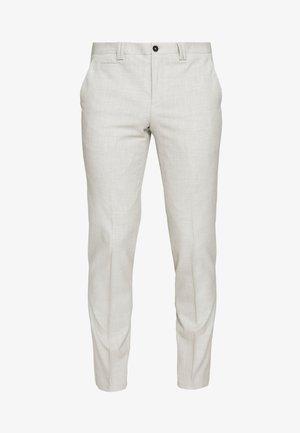 OSTFOLD TROUSER - Kalhoty - light grey