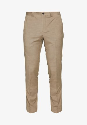 OSTFOLD TROUSER - Pantalones - brown