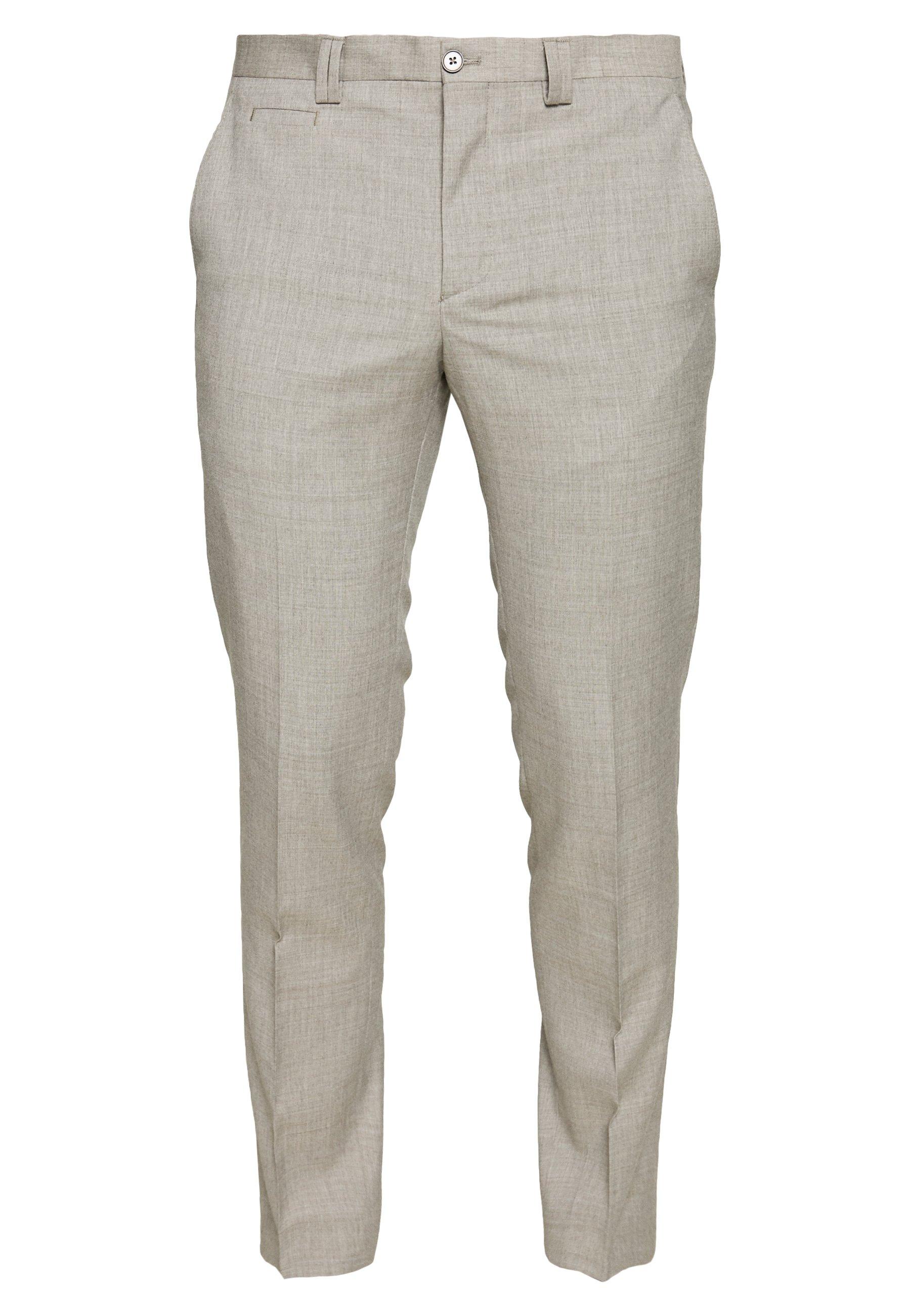 Viggo OSTFOLD TROUSER - Pantalon classique - grey