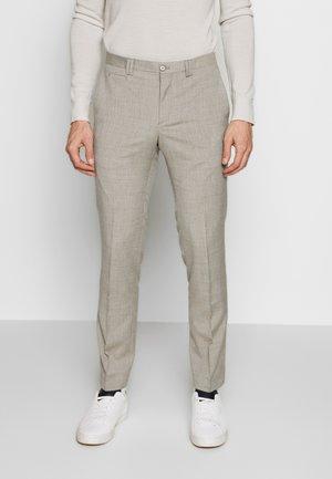 OSTFOLD TROUSER - Trousers - grey