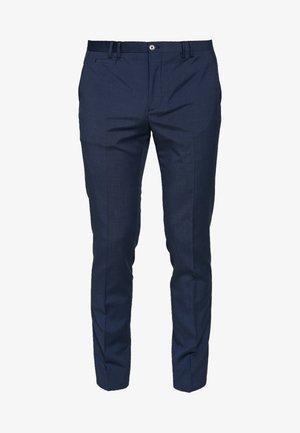 OSTFOLD TROUSER - Spodnie materiałowe - navy