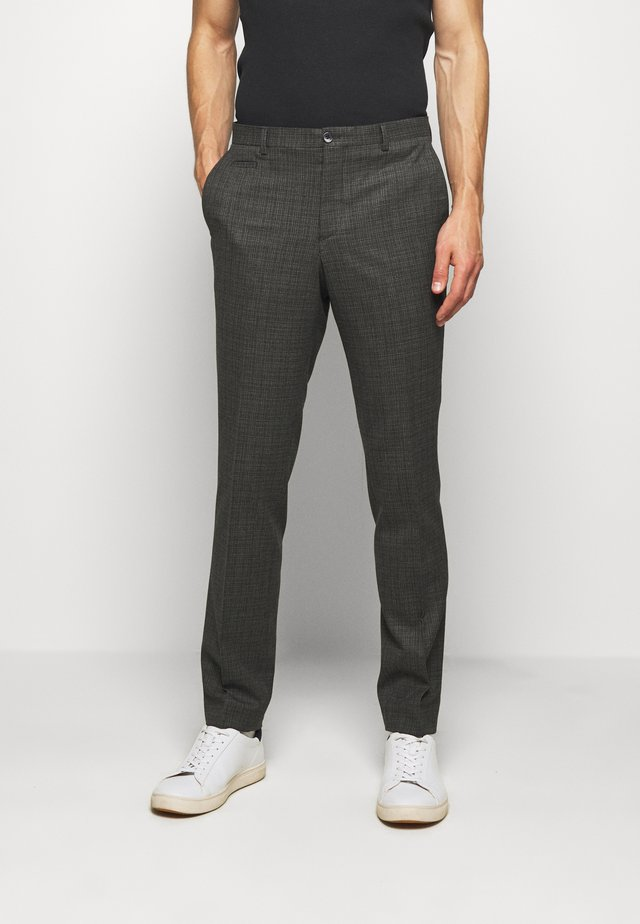ARBON TROUSER - Trousers - charcoal