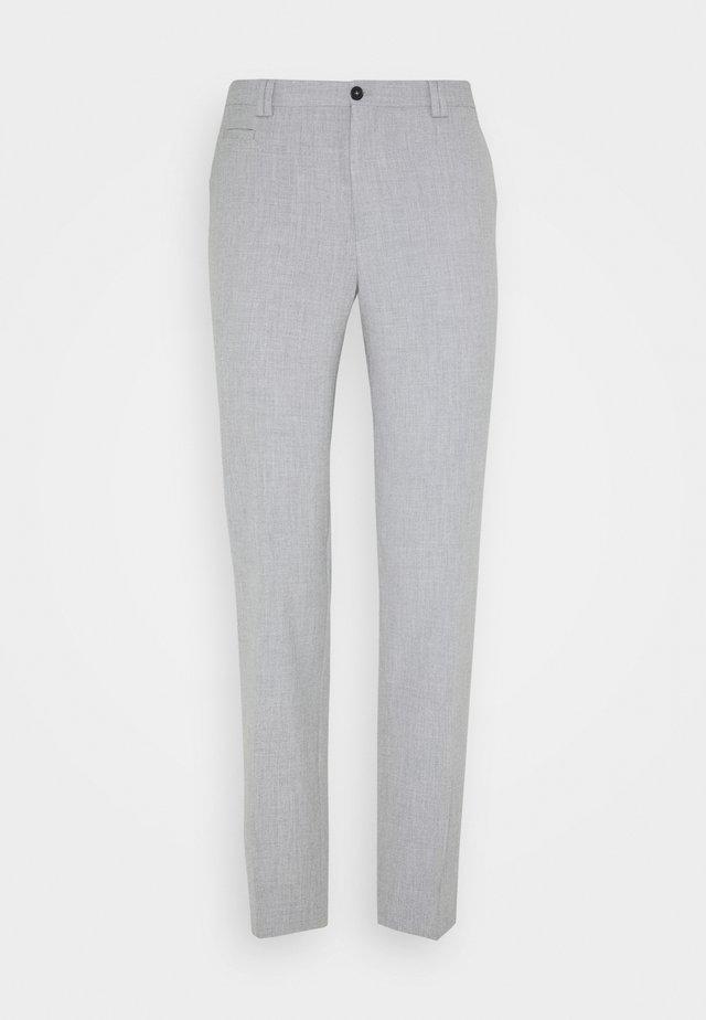 VESTFOLD TROUSER - Kangashousut - light grey