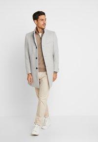 Viggo - FUNNEL COAT - Cappotto classico - grey - 1