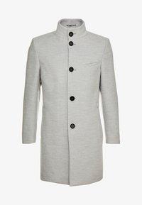 Viggo - FUNNEL COAT - Cappotto classico - grey - 4