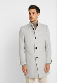 Viggo - FUNNEL COAT - Cappotto classico - grey - 0