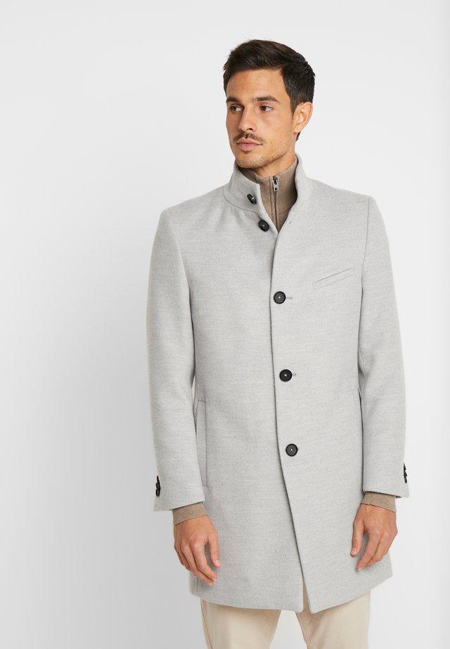 FUNNEL COAT - Classic coat - grey