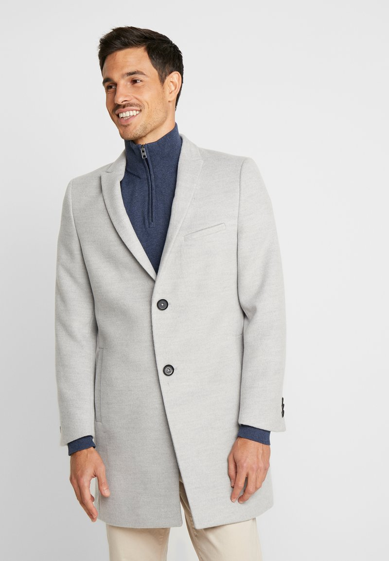 Viggo - OVERCOAT - Kappa / rock - light grey