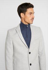 Viggo - OVERCOAT - Classic coat - light grey - 5