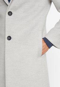 Viggo - OVERCOAT - Classic coat - light grey - 3