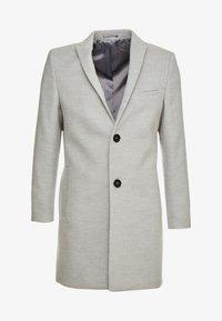 Viggo - OVERCOAT - Classic coat - light grey - 4
