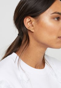 Vibe Harsløf - ELSA EARRING CHAIN RIGHT - Earrings - gold-coloured - 1