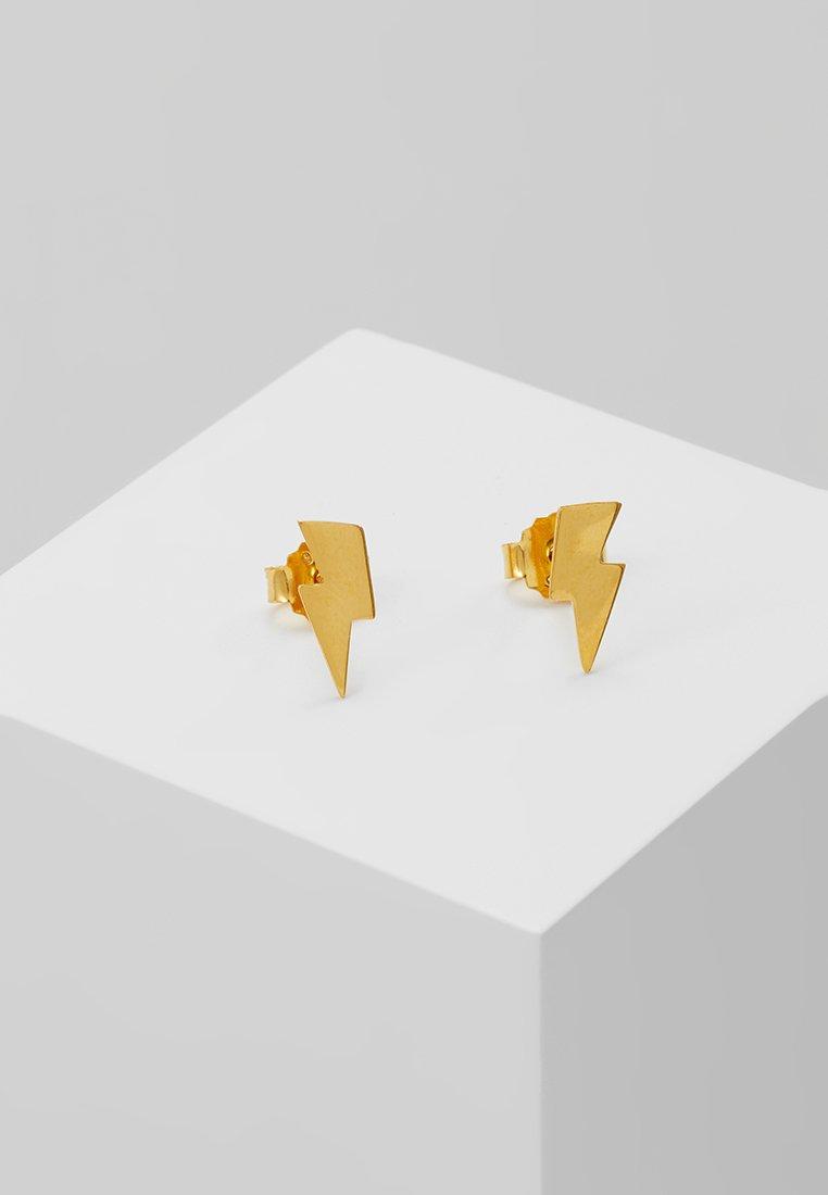 Vibe Harsløf - EXCLUSIVE EARSTUD PAIR - Ohrringe - gold-coloured