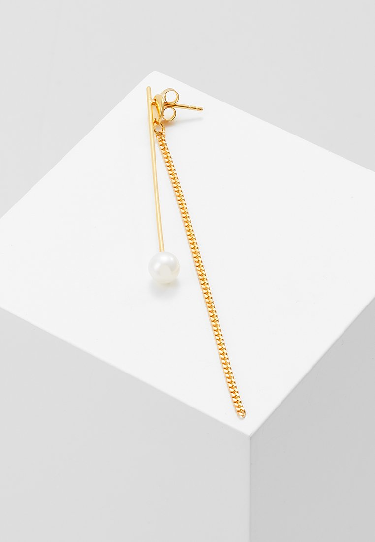 Vibe Harsløf - EXCLUSIVE EARRING - Ohrringe - gold-coloured