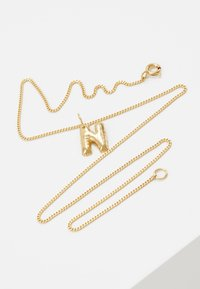 Vibe Harsløf - NECKLACE BALLOON LETTER PENDANT - Halskette - gold - 3
