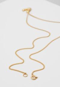 Vibe Harsløf - NECKLACE BALLOON LETTER PENDANT - Collier - gold-coloured - 2