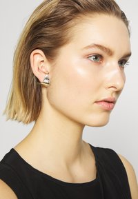 Vibe Harsløf - CONCHA EARRING RIGHT - Korvakorut - silver - 1