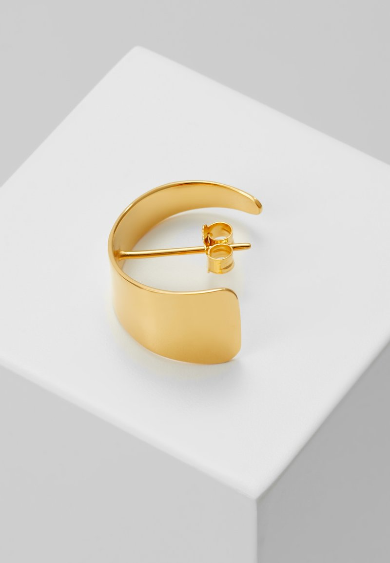 Vibe Harsløf - SMALL HOOP  - Earrings - gold