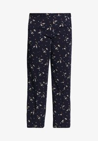 Vince Camuto Plus - WHIMSICAL PETALS WIDE LEG PANT - Kalhoty - caviar - 3