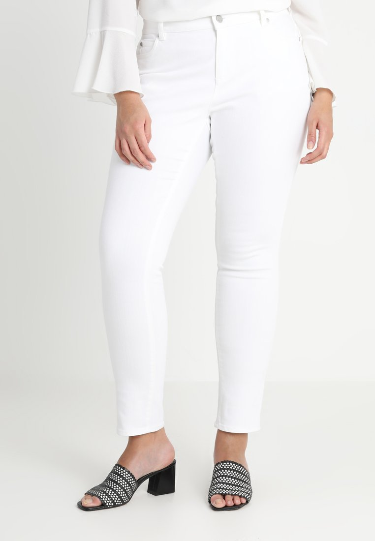 Vince Camuto Plus - Jeans Skinny Fit - ultra white