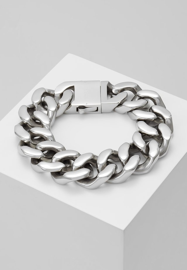 INTEGER - Armband - stainless steel