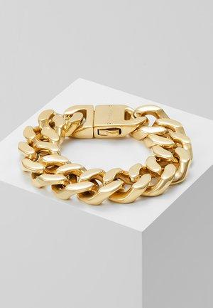 INTEGER - Bransoletka - gold-coloured