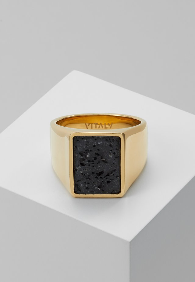 LASTRA - Ring - gold-coloured