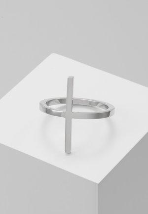 DASH - Ring - silver-coloured