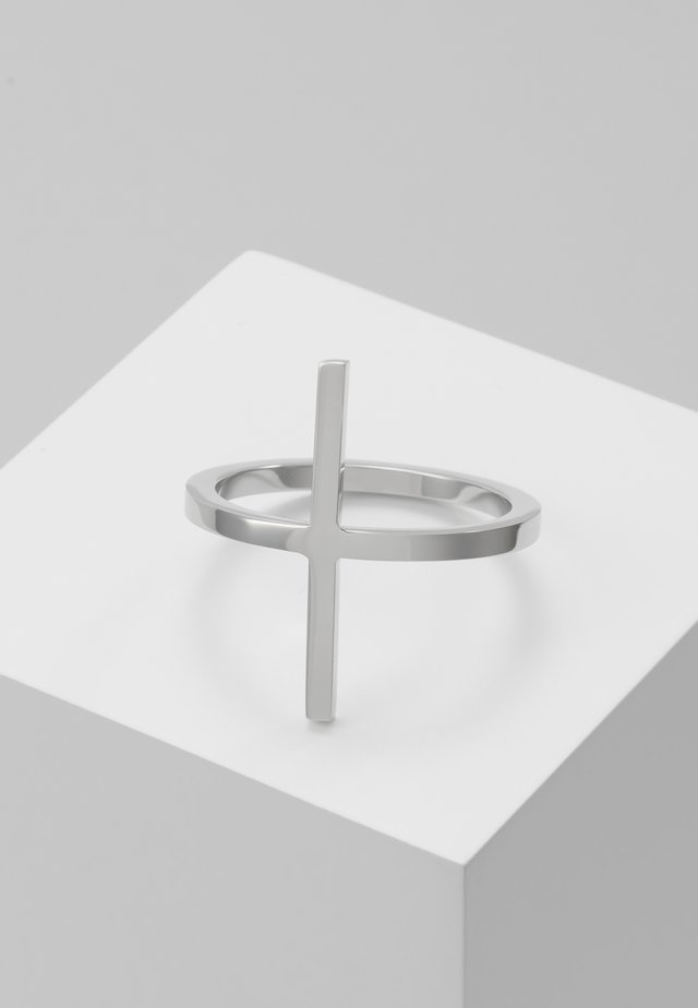 DASH - Ring - silver-coloured