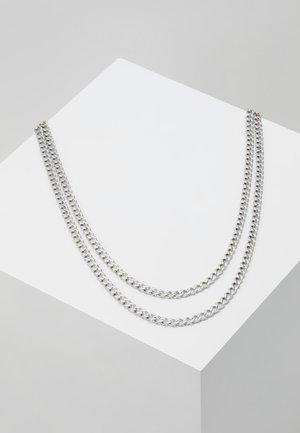 KABEL - Halskette - silver