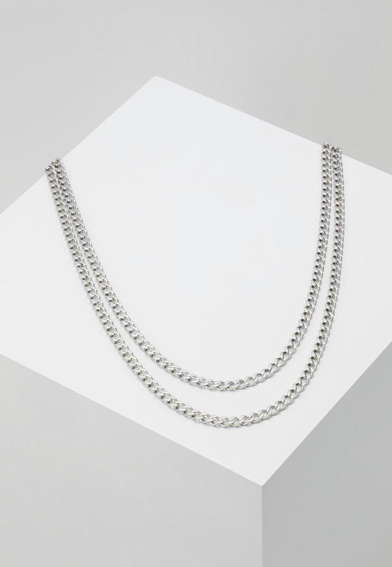 Vitaly - KABEL - Halsband - silver