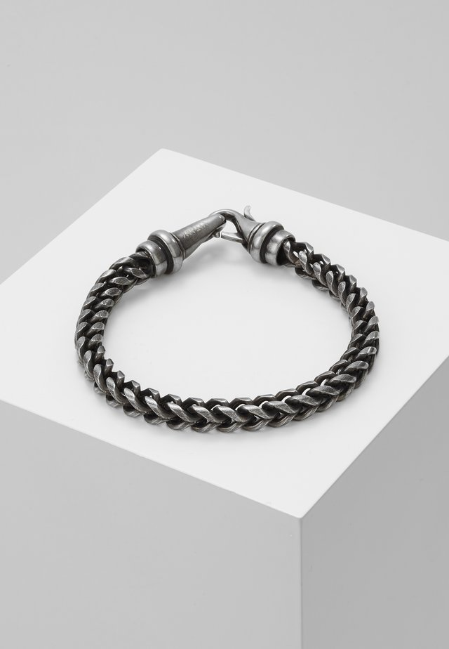 KUSARI - Armband - antiqued steel