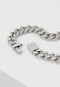 Vitaly - KICKBACK - Náramek - silver-coloured - 6