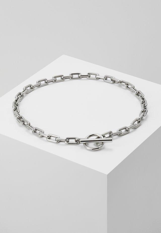 RIVAL - Naszyjnik - silver-coloured